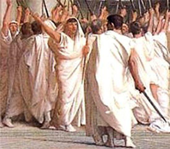 Cassio, brevissimo saggio sull'origine della tribu. Di ...