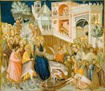 Triumphal entry into Jerusalem