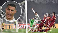 Ronaldo celebrates 36th birthday with a goal as Juventus beat rivals