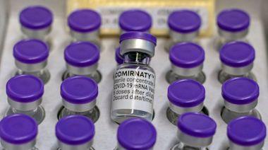 接種2劑輝瑞或AZ 有效防Delta病毒