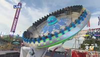Friday Afternoon Live Weather From A State Fair Ride