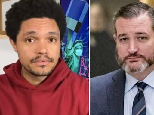 Ted Cruz Sparks Twitter Feud With Trevor Noah: 'I Remember When The Daily Show Was Funny'