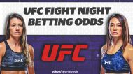 Betting: UFC Rodriguez vs. Waterson Odds