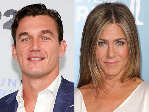 How a Run-In With Jennifer Aniston Changed Tyler Cameron's Life