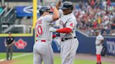 Renfroe's slam leads 6 HRs as Red Sox rout Blue Jays 13-4
