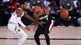 NBA》利拉德11發三分砲轟45分 拓荒者勝金塊西區排名第9