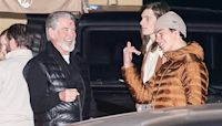 Pierce Brosnan Brings His Handsome Sons Dylan, 22, & Paris, 18, To Golden Globe Party In LA — See Pic