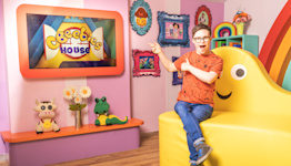 'This is me, I am George'. CBeebies unveils new presenter to delighted reaction