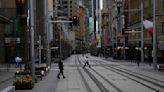 雪梨封城第六周!澳洲軍人現身街頭巡視