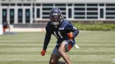 Chicago Bears' projected depth chart following minicamp