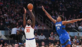 Knicks takeaways from Sunday's 110-104 loss to Magic, including rough night from three