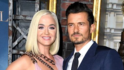 Katy Perry Clearly Isn't Impressed by Orlando Bloom's Mother's Day Tribute to Her