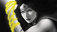Wonder Woman Black & Gold Series Announced With Stunning Variant Covers