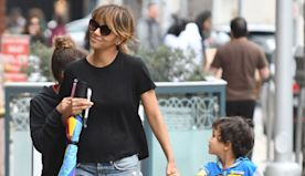 Halle Berry Claps Back At Haters Who Criticized Her Son, Maceo, 6, For Wearing Heels In Video