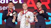 Angelina Melnikova is first non-American to win gymnastics world title in over a decade - OlympicTalk   NBC Sports