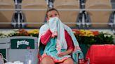 The Latest: Thiem vs. Schwartzman in French quarterfinals