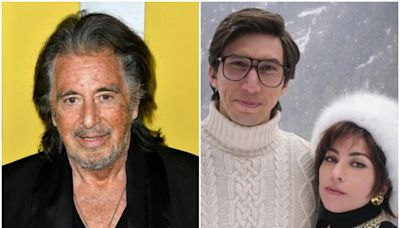 Al Pacino too 'fat, short and ugly' for role in Lady Gaga film, Gucci family claim