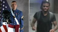 New video of suspect released after Marine shot in Times Square