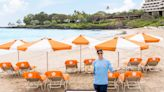 This Popular Hotel in Hawaii Teamed Up With Photographer Gray Malin for a New Beach Club Experience