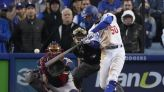 Cody Bellinger, Mookie Betts rally Dodgers, cut Braves' NLCS lead