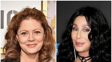 Susan Sarandon says Cher stole her Witches of Eastwick movie role: 'They threatened to sue me if I left'