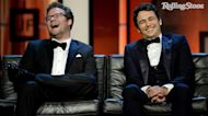 Seth Rogen Says He Won't Work w/ James Franco After Sexual Misconduct Allegations   RS News 5/11/21