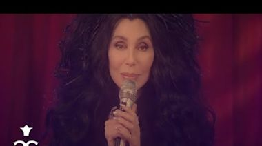Cher serenades Biden: 'Happiness is just a thing called Joe'