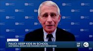Dr. Anthony Fauci discusses Michigan's surging COVID-19 cases, the outlook for the future