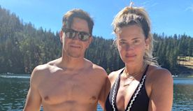 Mark Wahlberg Shows Off His Ripped Abs in Sweet Photo with Wife Rhea Durham: 'My Love'
