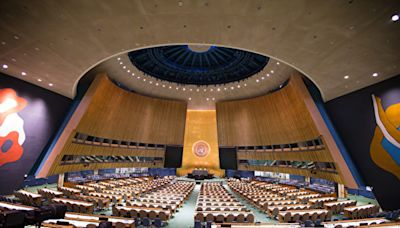 王友群:中華民國與聯合國的六重關係