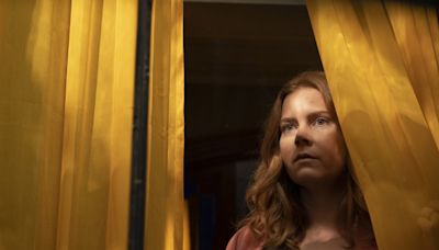 Review: Even with Amy Adams, Netflix's 'Woman in the Window' is a psychological non-thriller