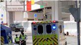 【鑽石公主號】駿洋邨下午再有4名隔離人士 懷疑不適送院