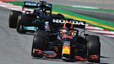 Lewis Hamilton tops second practice in Spain ahead of Valtteri Bottas; Max Verstappen ninth