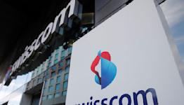 Swisscom trims 2021 sales outlook, keeps dividend target