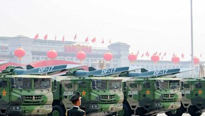 China's reported hypersonic weapon test raises security concerns