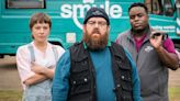 Nick Frost and Simon Pegg Already Have Ideas for Season 2 of 'Truth Seekers'