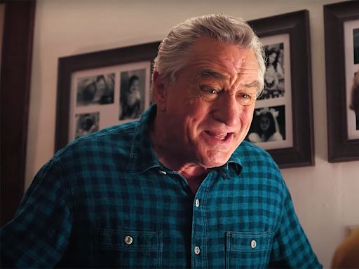 Robert De Niro Engages in an All-Out Prank Battle in The War with Grandpa Trailer
