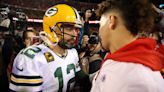NFL removing 'Rodgers vs Mahomes' from schedule graphic is more telling than you think