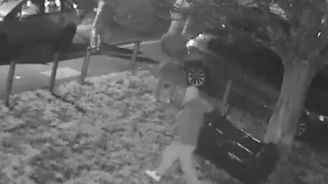 CCTV shows jilted ex and family gathering before killing girlfriend's new lover
