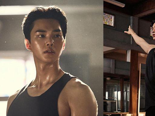 療癒漫改劇《像蝴蝶一樣飛》公開宋江劇照,擁有完美肌肉線條的最帥芭蕾舞者來了!