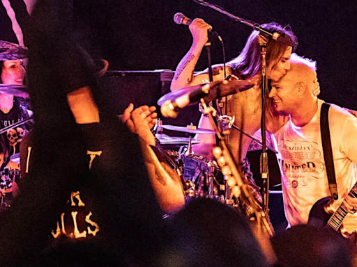 In Photos: Life of Agony, Sick of It All and BillyBio rock New Jersey's Stone Pony