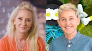 Anne Heche claims dating Ellen DeGeneres got her fired from a 'multimillion dollar picture deal'