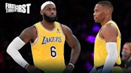 Nick Wright: Opening night for LeBron and the Lakers was bad in all aspects I FIRST THINGS FIRST