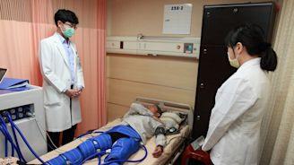 影/體外反搏治療EECP 心臟治療復健的新武器