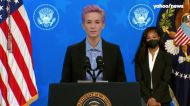 Megan Rapinoe says despite soccer success, she has been 'dismissed because I am a woman'