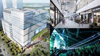 久等了!新莊「宏匯廣場」7月試營運:400個品牌、VR主題樂園、日本演唱會場館