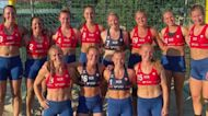 Norwegian women's beach handball team fined for refusing to play in bikini bottoms