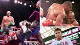 Five biggest bans in boxing history following Wilder's ban after Fury fight