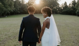 """This Week In Black Love: Tavior Mowry And Zandy Fitzgerald Say """"I Do"""" & More"""