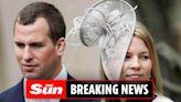Queen's grandson Peter Phillips and estranged wife Autumn settle divorce